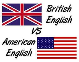الفرق بين الأمريكى والبريطانى
